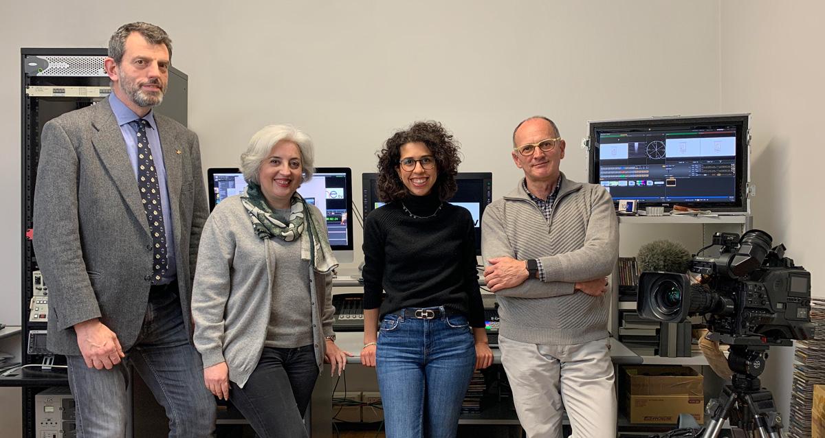 A.V.I. Presse - Laura Agostino - Gianfranco Zanata